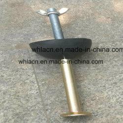 En raison de béton préfabriqué dirigé le goujon de levage broche de fixation du matériel de construction d'ancrage