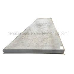 Строительный материал высокой прочности St52-3 S275NL S355nl сплава стальную пластину