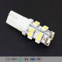 T10 Lampe LED SMD Le témoin Auto (T10-WG-020Z3528)
