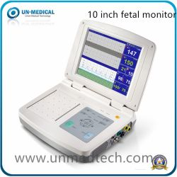 Carrinho móvel Mãe Fetal Monitor portátil opcional
