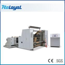 آلة إعادة لف الورق الكبيرة لوحة البطاقات عالية السرعة