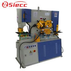 工場油圧鉄工機械、油圧ユニバーサル鉄工、使用された鉄