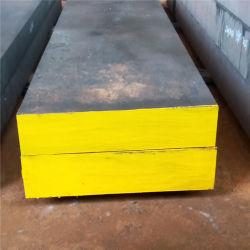 1.2344 H13 SKD61 4Cr5MoSiV1 горячей поддельных ЭПС горячего пластика работы прибора стальной блок с повышенной жесткости