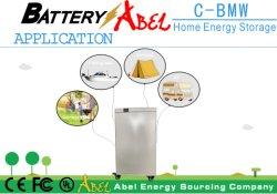 Хранения энергии 28V 200 Ач литий-ионный аккумулятор в дом / выход 5 квт / движимого