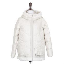 신선한 우연한 입는 2021명의 형식 겨울 의복 우연한 여자의 재킷 Hoodie는 외투의 아래 쉽 에 착용한다