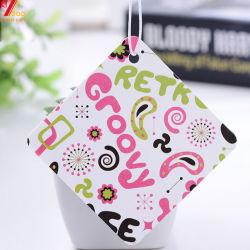 Papel tapiz personalizado coche Ambientador Perfume para regalo de promoción (YB-CF-01)