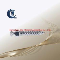 La Chine Implant dentaire Mini orthodontique vis en alliage de titane