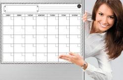 Imán de nevera personalizados Calendario imán de nevera Bloc de notas, Iman nevera