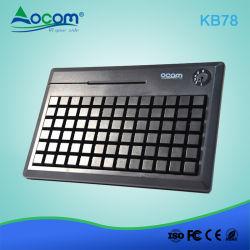 Кб78 78 программируемых клавиш клавиатуры с помощью опционального устройства чтения карт памяти