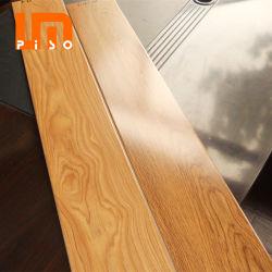 Oak & Forêt Eco appuyé à rainure en V étanche 12mm HDF Laminate Flooring Factory vente