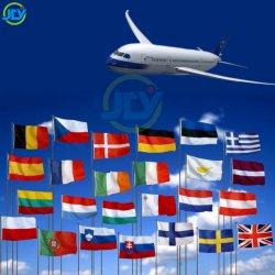 Самый дешевый НВУ воздушные грузовые перевозки от двери до двери Экспедитор из Китая в Европу