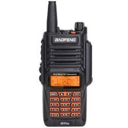 Водонепроницаемая IP67 и два диапазона ОВЧ УВЧ дуплексной радиосвязи Bf-UV9r плюс портативное устройство 10W рации Baofeng УФ-9R плюс