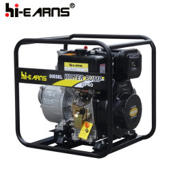 10HP La pompe à eau Diesel Air-Cooled Set (DP40)