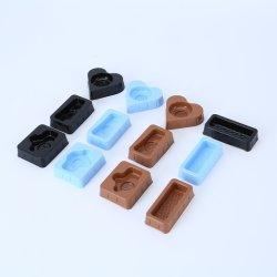 Vassoio Per Imballaggi In Blister Per Cioccolato Pet Di Grado Alimentare Personalizzato Con Forme E Colori Diversi