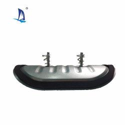 0.7mm galvanisierte Stahldrehknopf-Verschluss-Doppelt-Haut-Leitung-Zugangstür