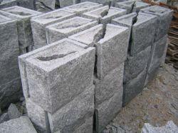 Preto acinzentado G603 natural da parede de pedra de granito paisagem de Jardim