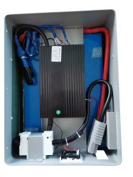Qualitäts-anrechenbare Batterie-Baugruppe für Karre des Golf-48V/bewegliches leistungsfähiges Energie-Becken/blauen Zahn-Anschluss