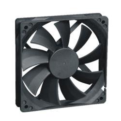 Ventilatore impermeabile IP68 IP55 Td1225-S3 Fan12V di CC del radiatore del ventilatore di raffreddamento ad aria di Toyon del ventilatore centrifugo elettrico del ventilatore