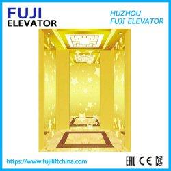 富士中国工場、ギアレス Vvvvf 制御助手席エレベーターヴィラホーム エレベーターパノラミックエレベーターを使用します
