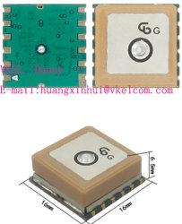 Vkel VK1616U7g5l de petite taille Glonass Module récepteur GPS avec antenne Ubx Chipset-G7020-Kt Cène Neo-7n'IQS Dnss TTL Flash double