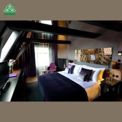 La mobilia dell'hotel della scheda del MDF imposta gli insiemi della mobilia della camera da letto dell'hotel