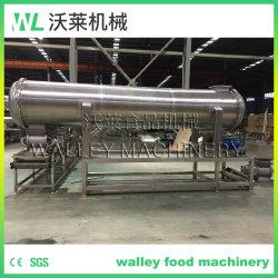 Industrieller Gemüse-und Frucht-bleichender Maschinen-Dampfer
