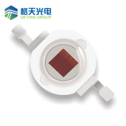 Los chips de púrpura LED 1W 365nm 375nm 395nm 420nm