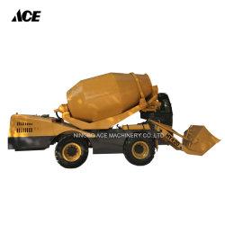 timpano mescolantesi del camion del miscelatore della miscela concreta del cemento di 4.2m3 Cbm