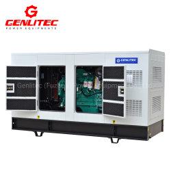 Super Silent 100 kVA Groupe électrogène Diesel avec moteur Cummins Original 6bt5.9-G1/G2