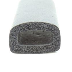 Полый D форму EPDM пена/губкой резиновый уплотнитель двери