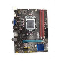 Commerce de gros de promotion chipset H61 support LGA 1155 DDR3 de la carte mère ATX