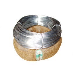 Гальванизированный стальной проволоки для обязательных работ
