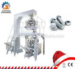 Embalagem multifunção Parafuso Máquina / Unha máquina de embalagem com função de impressão