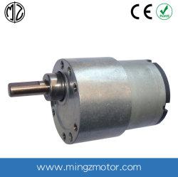 3V 6V 12V 24V DC-Mikrogetriebemotor mit allen Metallgetriebe für Währungsdetektor