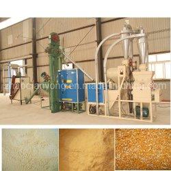 Коммерческие мелких пшеничной муки мельница, кукурузы муки фрезерный станок для обработки кукурузы