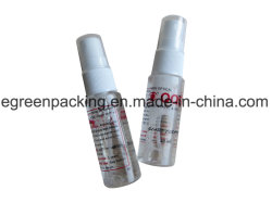 Frasco Pet Spray de limpeza de lente para lentes de óculos, tela