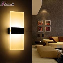 Pasillo LED Lámpara de pared Lampara de pared simple lámpara moderna creativa