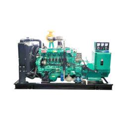 50kwガスエンジンの帰還の使用力のための電気発電機セット