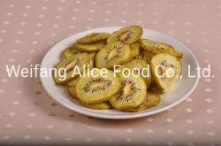Commerce de gros des aliments sains Snack Kiwi frit puces vide