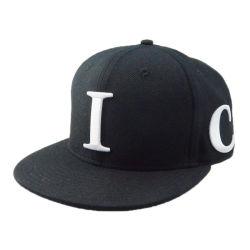 عادة [3د] يطرّز قبعة قطن [سنببك] غطاء ورك جنجل قبعة