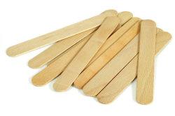 El material estéril depresor de lengua de madera de bambú&
