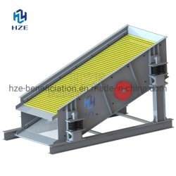 Вибрация железной руды скрининг Gold строительное оборудование