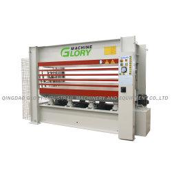 Panel Mashine der Vakuummembranen-Presse-Maschine MDF-Melamin-Presse-OSB Bambusbodenbelag-Maschine