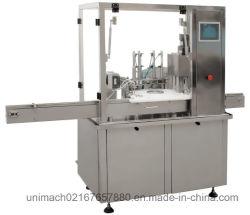 Caixa de Queda do anel de enchimento de líquido na máquina/garrafa de vidro e de enchimento Capping/Tampão