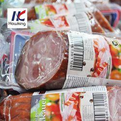 Pellicola di plastica trasparente di imballaggio per alimenti di Co-Extru Nylon/EVOH/PE della fabbrica della Cina