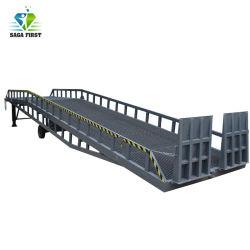 810ton ton de carga descarga de contenedores muelle rampa móvil con CE