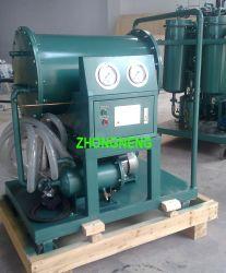 Luz de ISO 9001 Unidade de Tratamento de óleo combustível, purificador de gasóleo