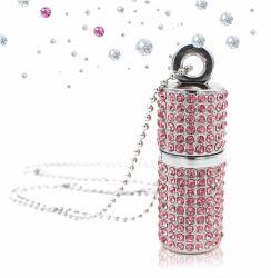 全能力Blingのラインストーンのダイヤモンドの水晶宝石類USBのフラッシュ駆動機構