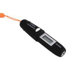 Mini Pocket tipo caneta digital LCD Sem Contato termômetro infravermelho de infravermelhos