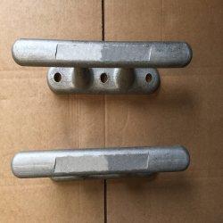 Roestvrij staal 316 Boat Cleat Marine Hardware investering Kasten op maat gemaakt Metalen fittings voor schepen